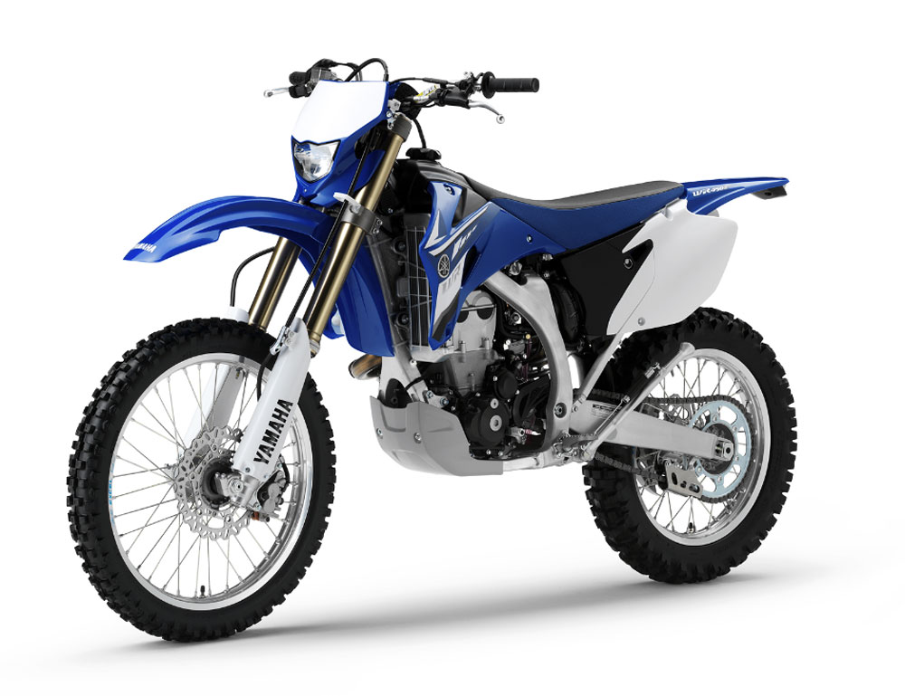 Feature: The History Of Yamahas WR450F