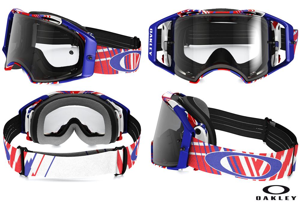 New Product: Oakley Airbrake MX – Dungey & Stewart Editions