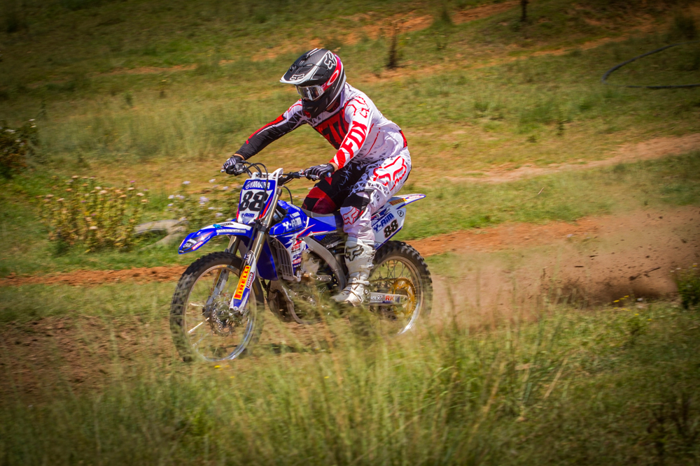Motocross Riding Tip: HIGH-SPEED BRAKING