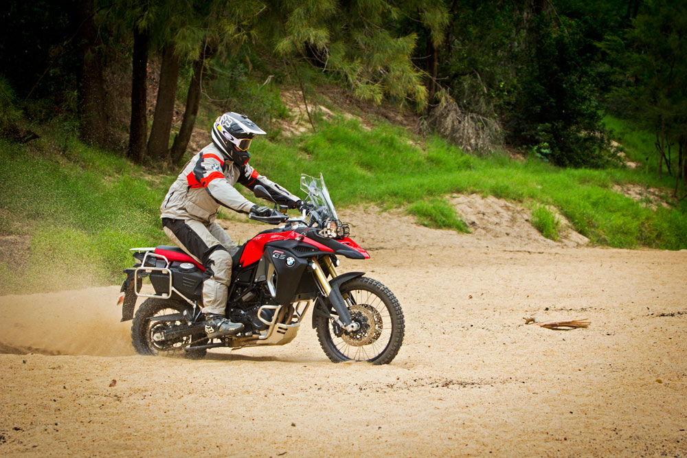 Adventure Riding Tip: Sand Riding