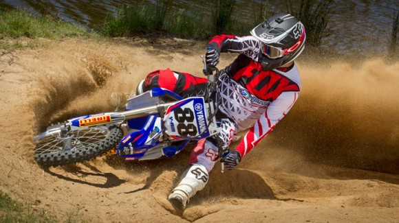 Motocross Riding Tip: Sand Turns