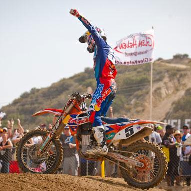 Race Report: Lucas Oil AMA Motocross Championship Rd 1 Glen Helen, CA