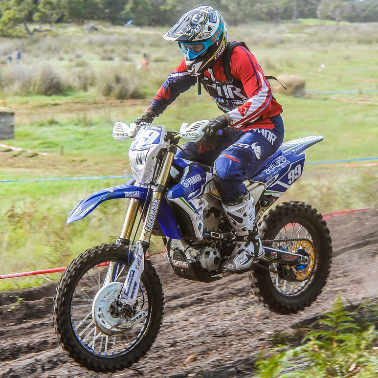 Green Leads Active8 Yamaha Charge at Vic AORC