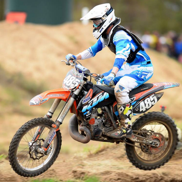 MX2 Race Report - MX Nationals Rd 5 Wanneroo, WA