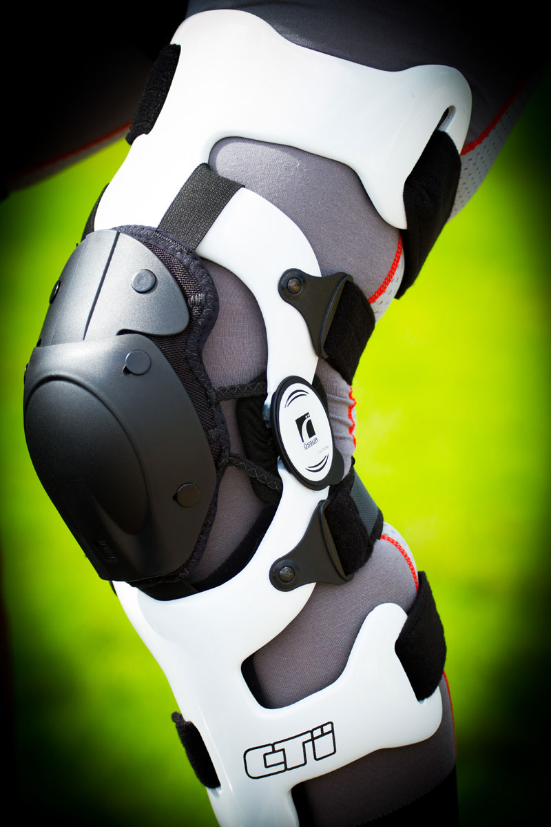 GEAR REVIEW: CTI CUSTOM KNEE BRACE