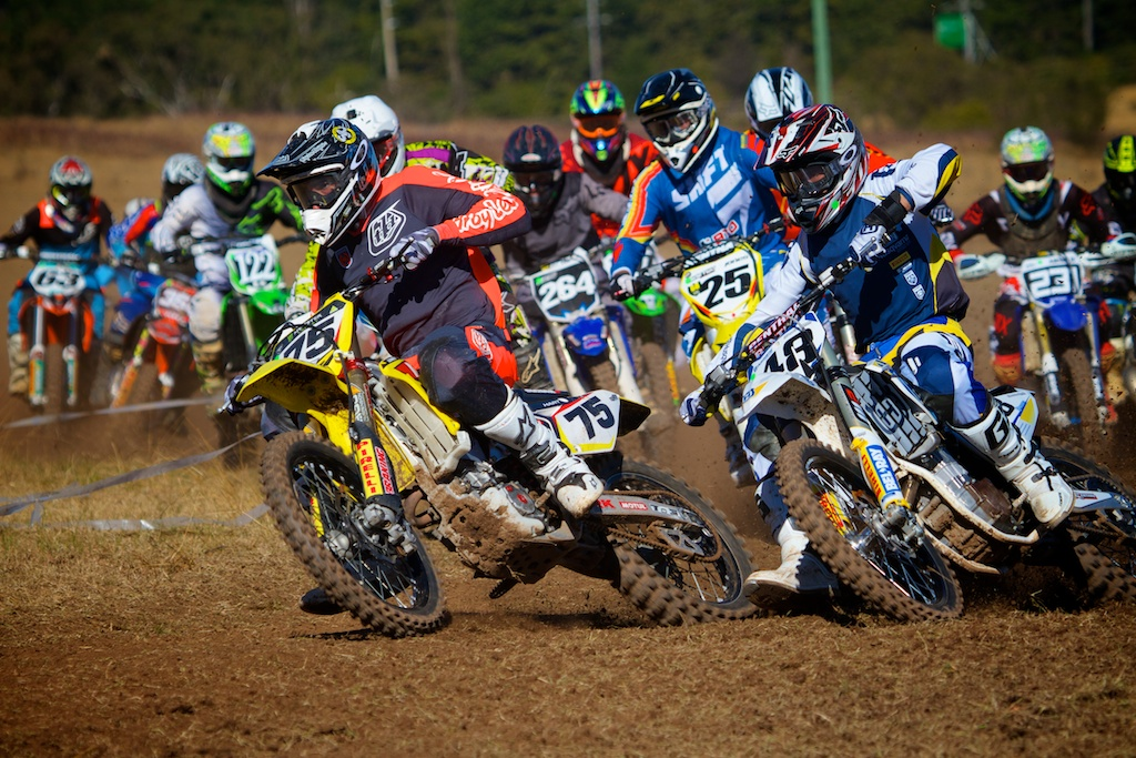 Photo Gallery: DIRT ACTION Amcross - Picton