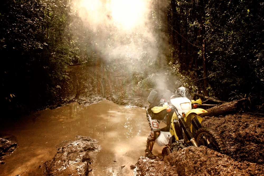 Trail Riding Tip: Massive Waterholes