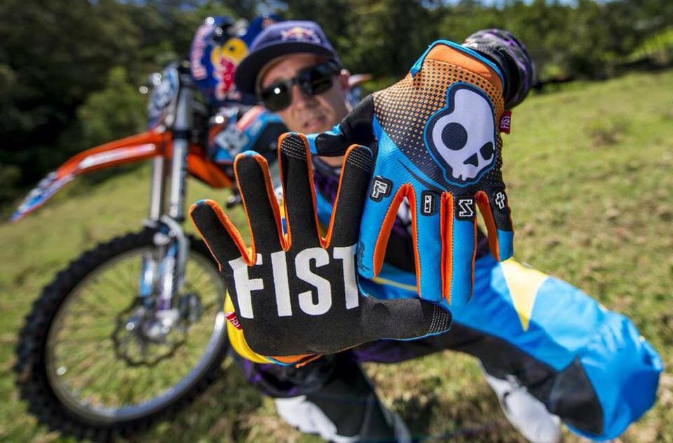 Video: Fist Handwear welcomes Robbie Maddison