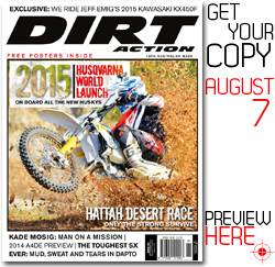 Preview - Dirt Action Magazine Issue #184