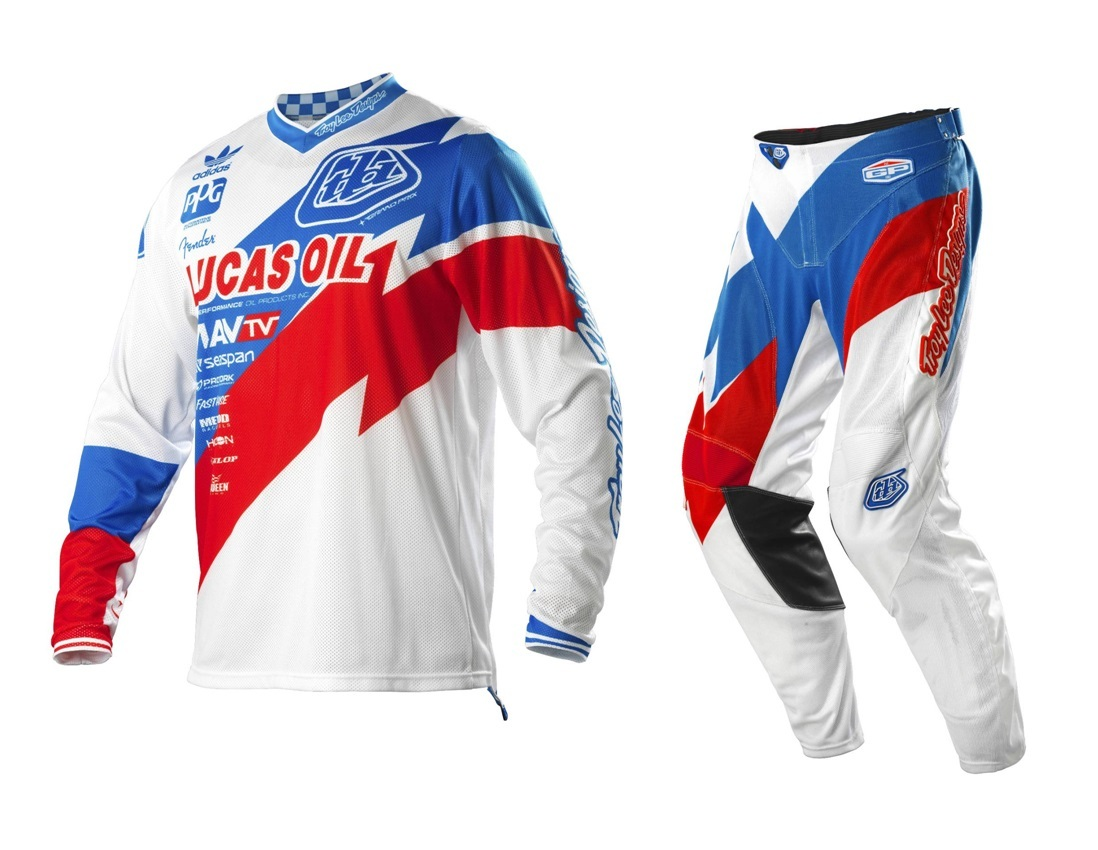 Troy Lee Designs 2015 GP AIR ASTRO