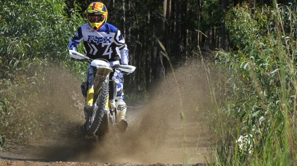 Trail Riding Tip: Standing Water