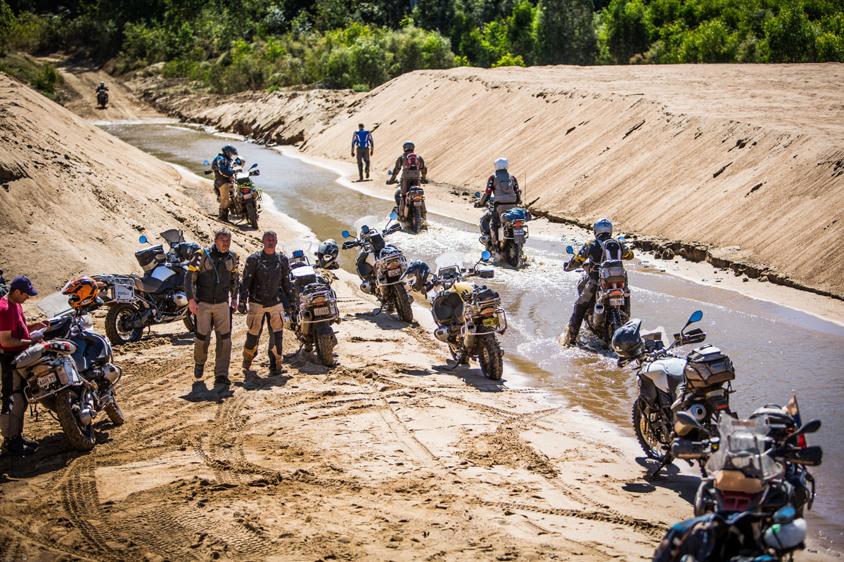Feature: A Ride Like Theres No Tomorrow - BMW Safari Enduro