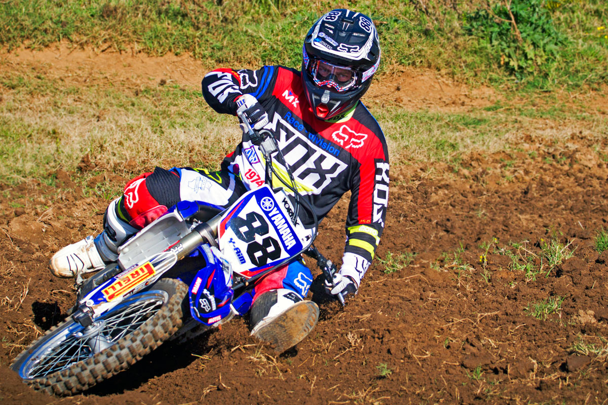 Motocross Tip: Drag Your Bars