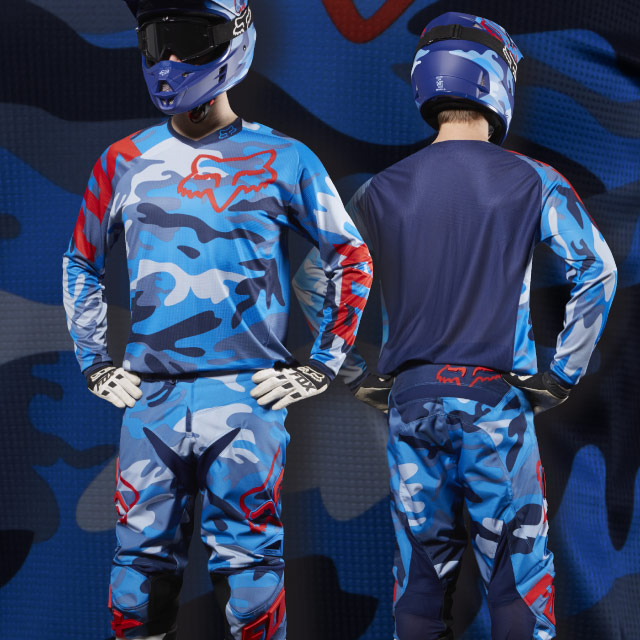 New Product: Fox 180 LE Camo Gear