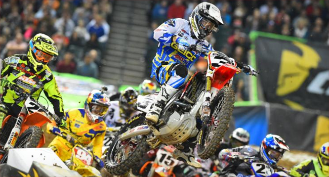 Race Report: 2015 Monster Energy AMA Supercross Rd 2 Phoenix, AZ