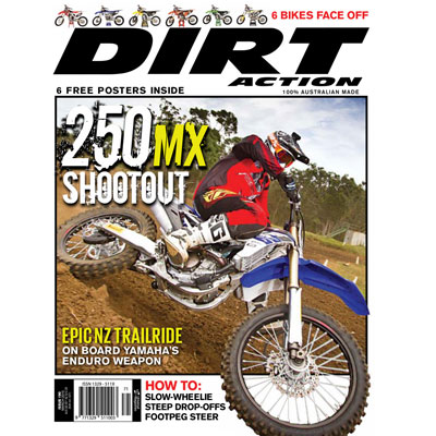 Preview: Dirt Action Issue #190
