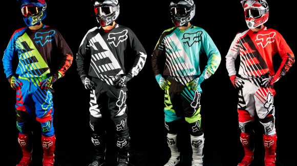 2015 FOX 360 SAVANT RACEWEAR