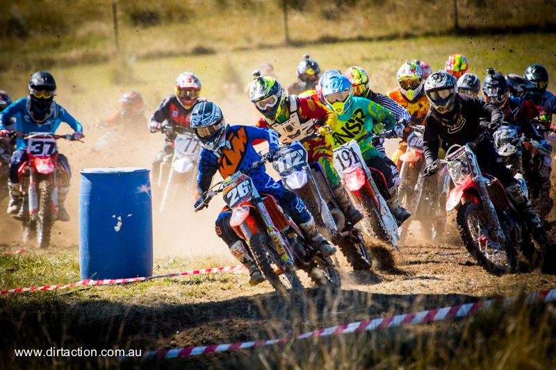 Photo Gallery: Dirt Action Amcross Round One - Cooma