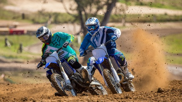 Motocross Riding Tip: Making A Pass