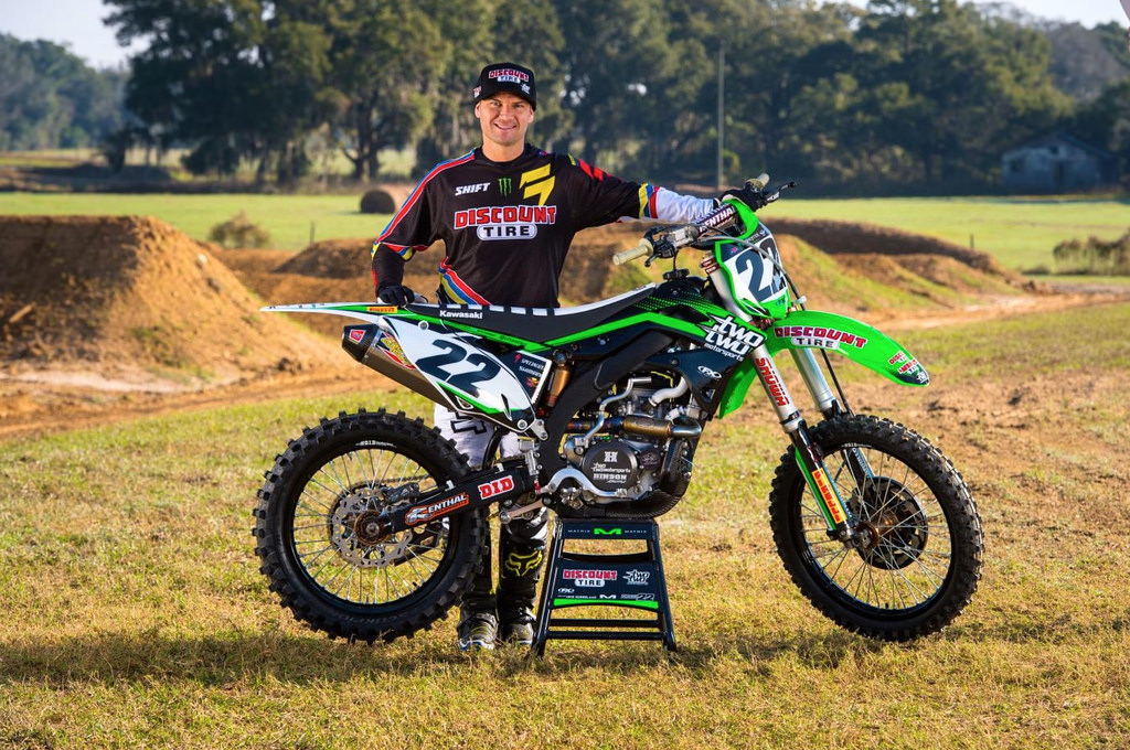 Chad Reed to race AUS-X Open!
