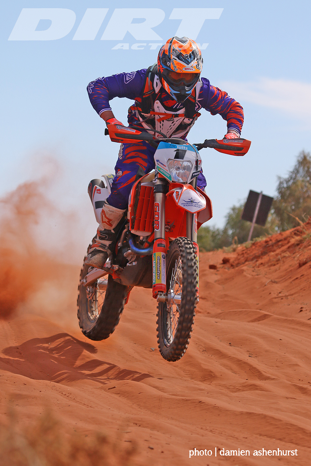 FINKE DAY ONE RACE REPORT