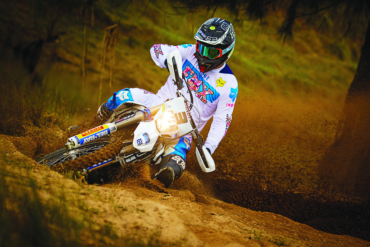 Tested: Glenn Kearneys Husqvarna Enduro Racing FE 501