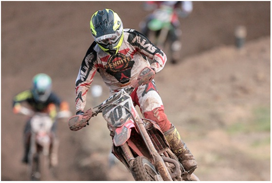 Ben Townley at MX Nationals
