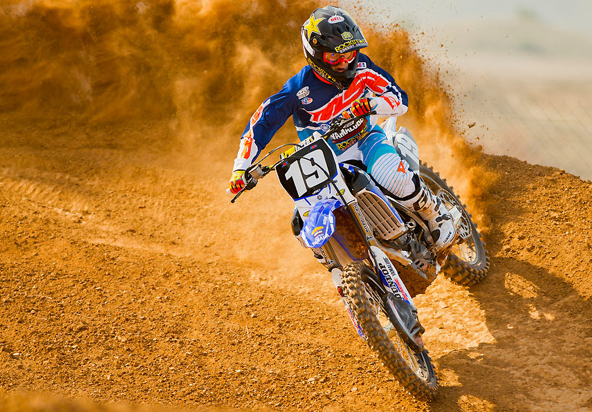 Jeremy Martin will look to win back to back 250 class titles