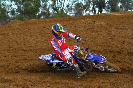 Cody Dyce for Junior Yamaha