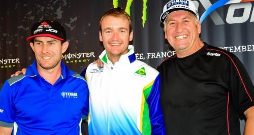 Dean Ferris will join CDR Yamaha for 2016 and also work with JCR Yamaha in New Zealand.
