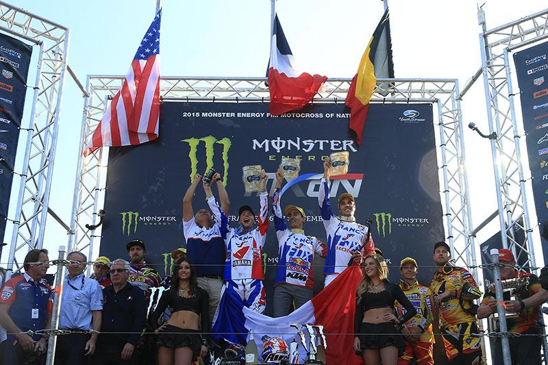 MXoN 2015 - France Wins
