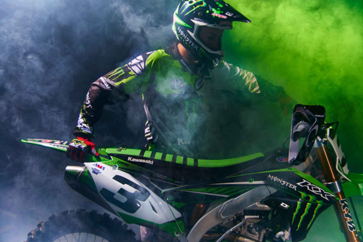 Eli Tomac Joins Monster Energy Kawasaki