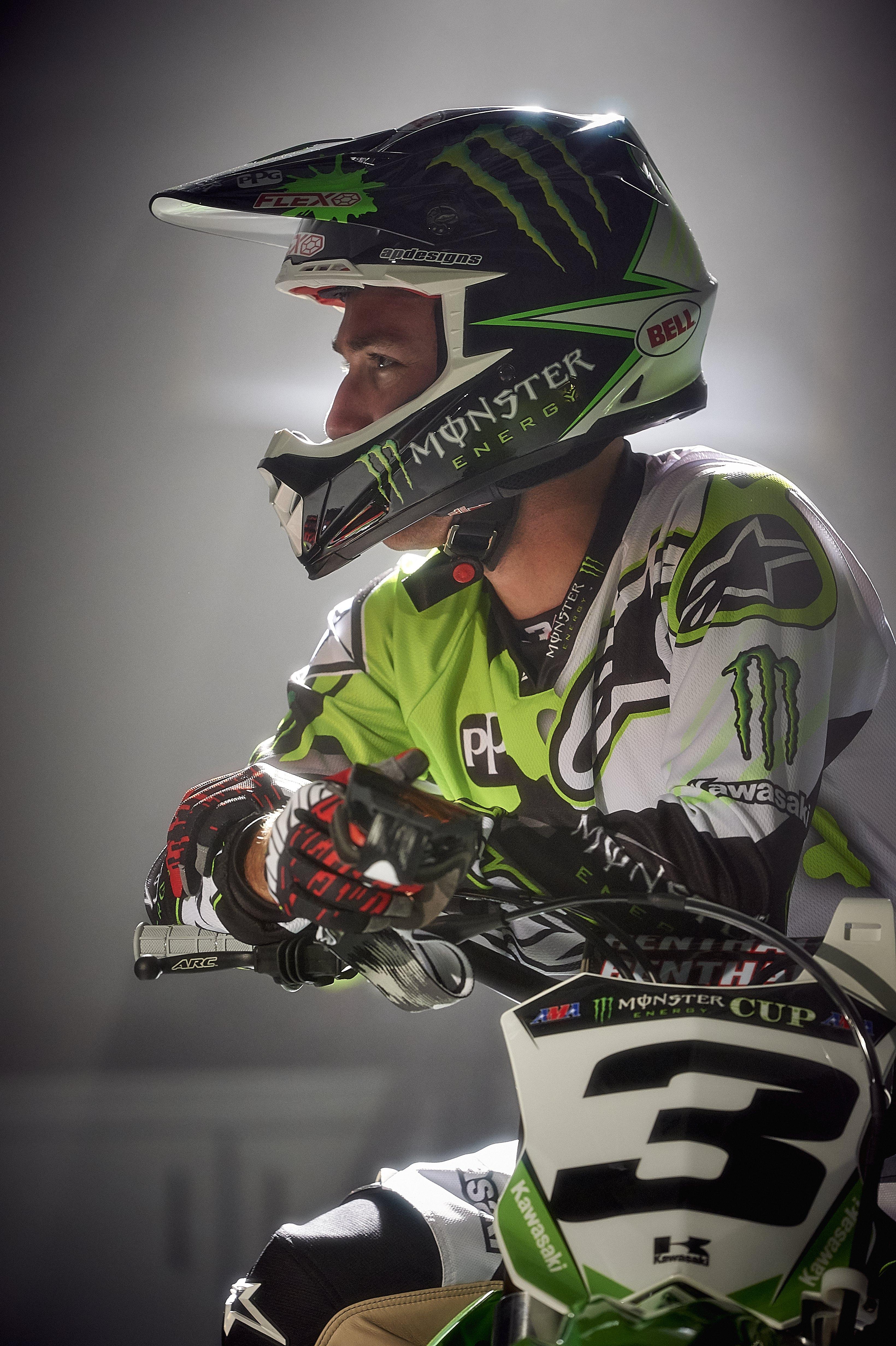 Monster Energy Kawasaki Riders