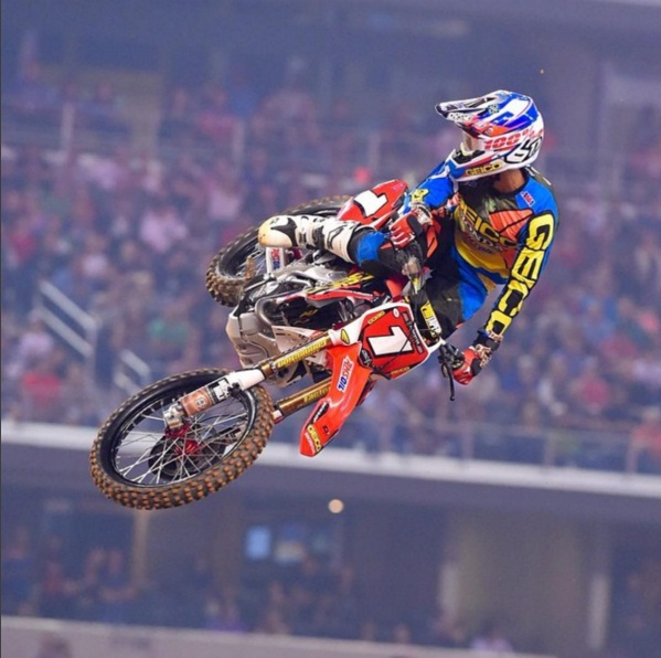 Justin Bogle will ride with GEICO Honda for 2016