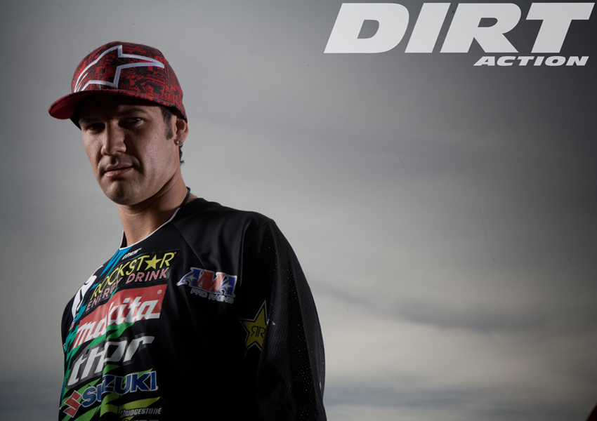 CHAD REED INSPIRES A GENERATION