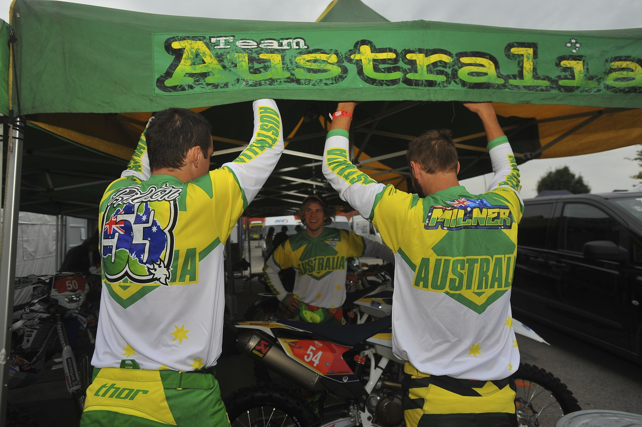 Aussie World Trophy Team Speak Out