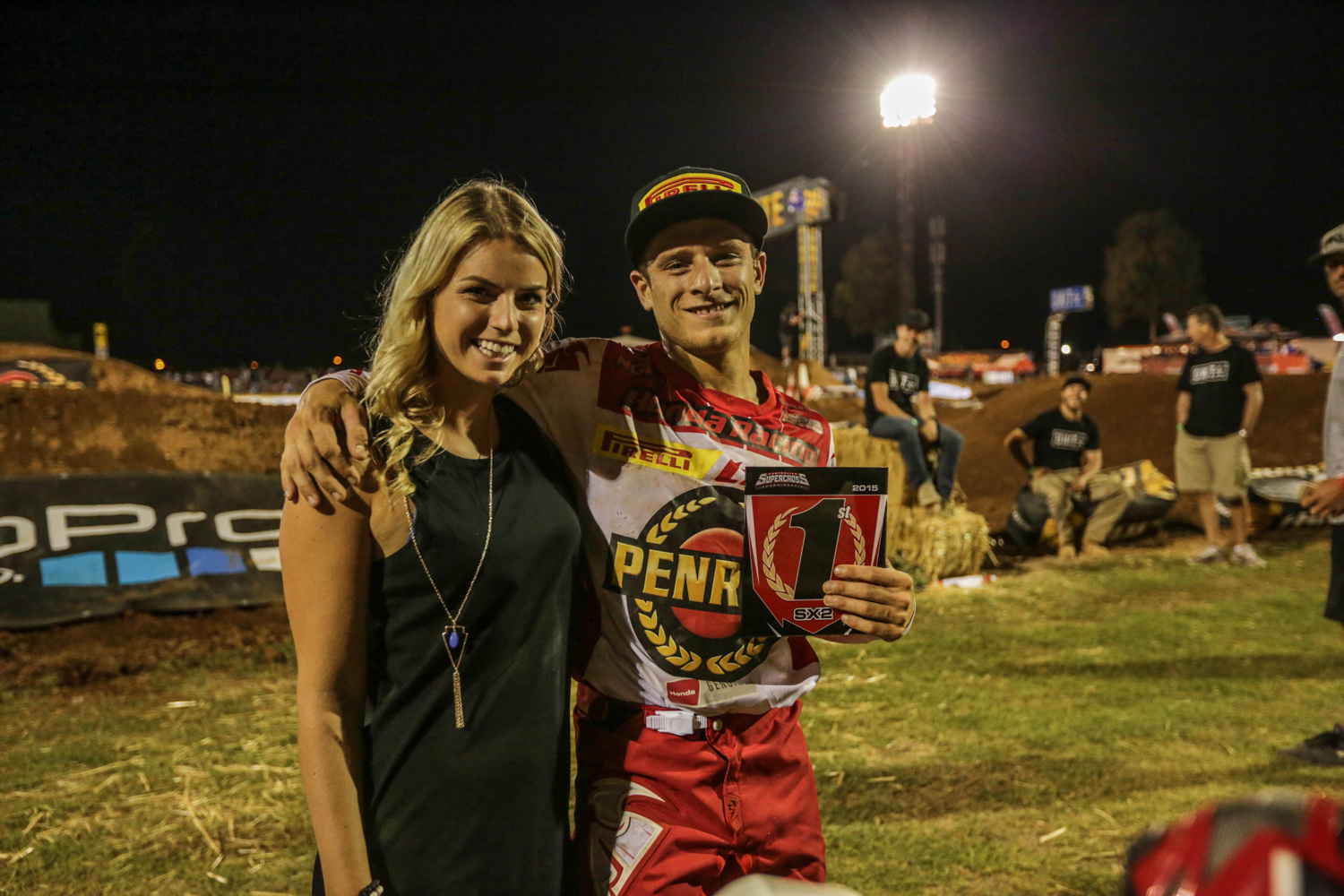 Jimmy Decotis Joins GEICO Honda for 2016