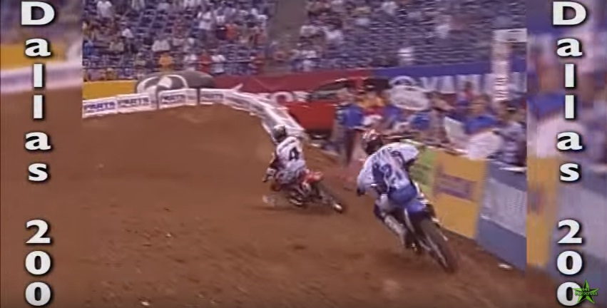 Video: Ricky Carmichael v Chad Reed