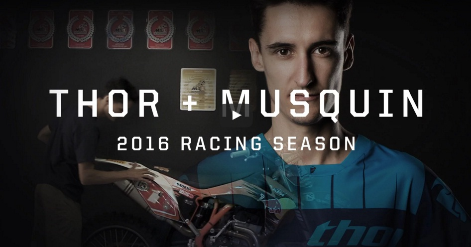 Video: Thor + Marvin Musquin