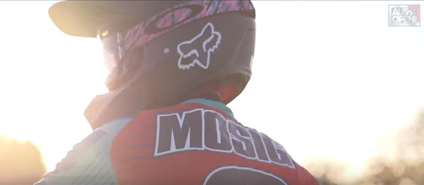Kade Mosig Supercross Practice