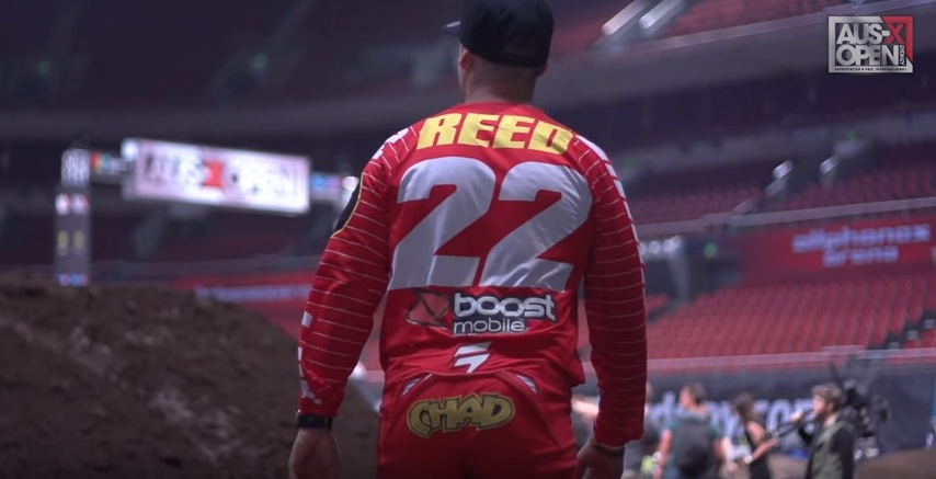 Video: AUS-X OPEN - Chad Reed 2 Stroke Practice