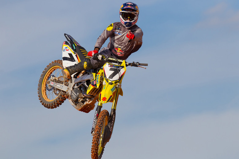 AUS-X Open: James Stewart Press Release