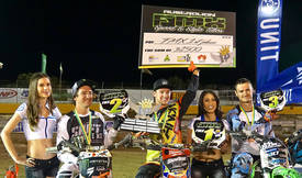Bink and Adams Take Top Honours at FMX and Speed and Style Titles