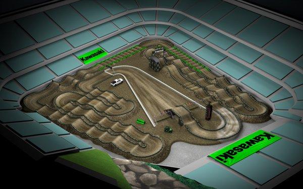 Anaheim 1 track revealed