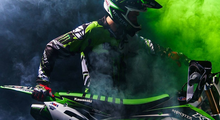 Monster Energy Kawasaki Gear up for A1