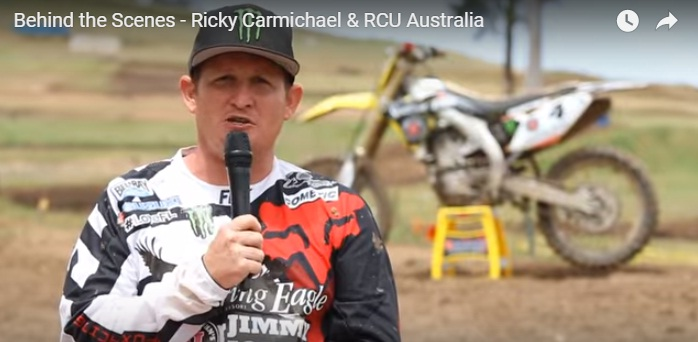 Video: Ricky Carmichael University - Behind the Scenes