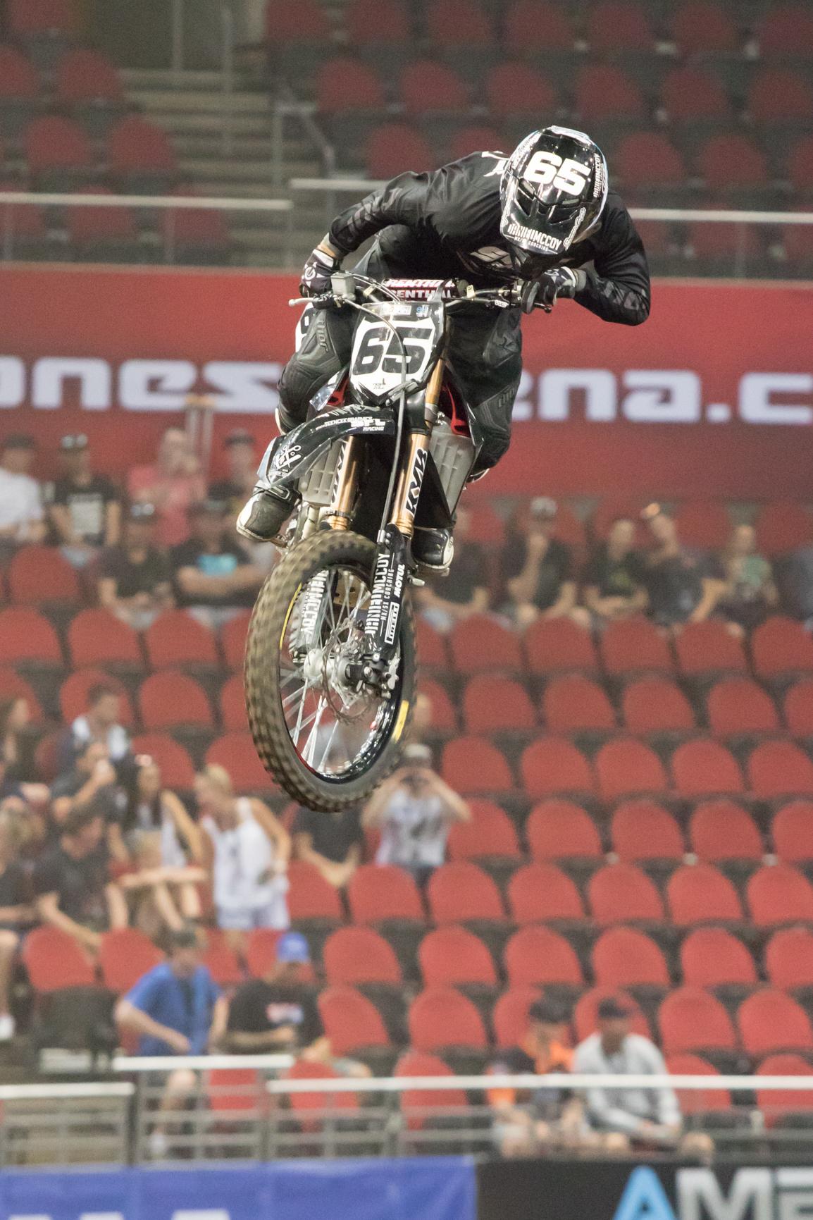 Daniel McCoy at the Aus-X Open