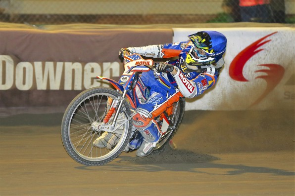 Gillman Aims for Dual Australian Speedway Titles