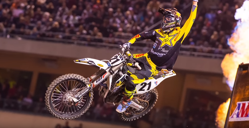Video: Trackside with Jason Anderson