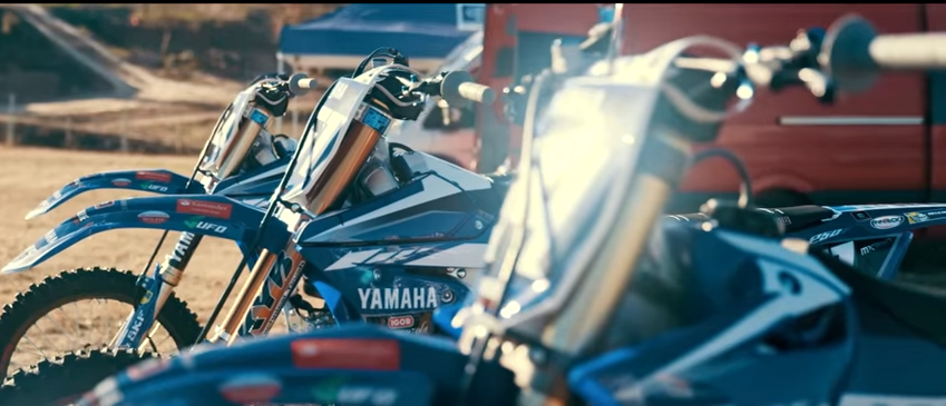 Video: Yamaha Racing 2016 MXGP Season Sneak Preview